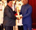 President Kovind presents Padma Awards - Sultan Singh