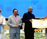 National Florence Nightingale Awards - President Kovind