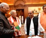"President Kovind receives special issue of ""Think India"