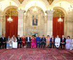 President Kovind, Venkaiah Naidu, PM Modi ASEAN Heads