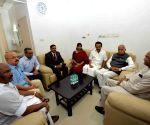 Kovind visits at Kauvery Hospital