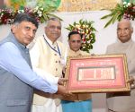 President Kovind visits Mahaveer Jain Aradhana Kendra