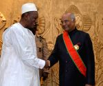 President Kovind conferred National Order of Merit of Guinea