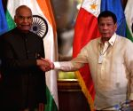Malacanan Palace - President Kovind, Rodrigo Roa Duterte