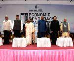 Economic Democracy Conclave - President Kovind