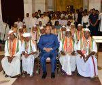 At Home' reception - President Kovind, Hamid Ansari, PM Modi