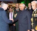 President Kovind attends Navy Day celebrations