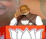 Modi says Congress looted India, asks Chhattisgarh to vote for BJP