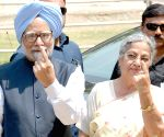 Manmohan Singh, wife to cast vote in Assam on April 23