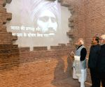 PM Modi visits Yaad-e-Jallian Museum at Red Fort