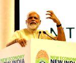 Modi addresses public meeting