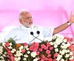 Modi launches Mission Bhagiratha