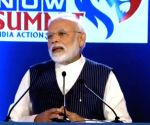 PM Modi at Times Now Summit