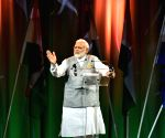 Modi addresses Indian Community in Netherlands