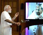 PM Modi celebrate Dada Vaswani's birthday