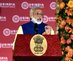 Modi holds Round-table meeting with business leaders