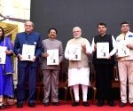 PM releases book on renowned cartoonist R.K. Laxman