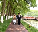 Wuhan (China): Modi, Xi begin second round of talks in Wuhan