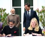 India, Netherlands sign 3 agreements