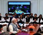 PM Modi inaugurates development projects in Bangladesh