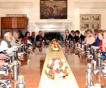 Delegation level talks - PM Modi, German Chancellor Merkel