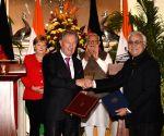 Indo-German exchange of agreements