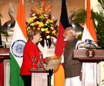 Indo-German Joint Press Statements