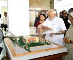Santiniketan (West Bengal): Modi, Hasina inaugurate Bangladesh Bhavan at Santiniketan