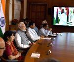 PM Modi, Sheikh Hasina inaugurate pipeline project, railway project connecting India, Bangladesh