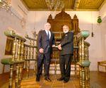 Modi visits Israel Museum