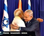 File Photo: Modi at Beit Aghion