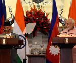 Joint Press Statement - Narendra Modi, Nepalese PM