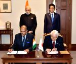 MoUs signed between Gujarat Govt and Hyogo Prefecture
