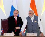 PM Modi and Putin inaugurate work on Kudankulam reactors
