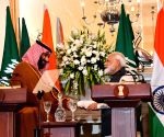 Joint press meet - PM Modi, Saudi Crown Prince