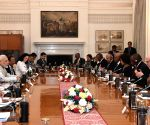 India-South Africa delegation level talks
