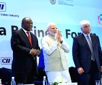 PM Modi at India-South Africa Business Forum
