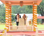PM Modi, South Korean President visit Gandhi Smriti