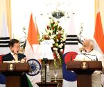 PM Modi, South Korean President witness exchange of agreements