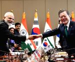 Seoul (South Korea): India-South Korea delegation level talks