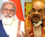 Modi, Shah greet BSF on its 56th Raising Day