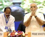 Modi addresses at  INDOSAN