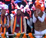 Modi addresses BJP rally in Rajasthan