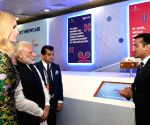 PM Modi, Ivanka Trump, Amitabh Kant at GES 2017