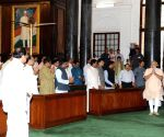 PM Modi during BJP Parliamentary Party meeting