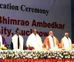 Modi at Babasaheb Bhimrao Ambedkar University