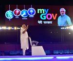 2nd Year Anniversary celebrations of MyGov - PM Modi