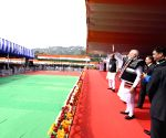 Modi inaugurates Dorjee Khandu State Convention Centre
