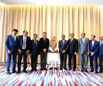 Kigali (Rwanda): PM Modi at India-Rwanda Business Forum
