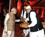 Special dinner hosted, on the sidelines of the 3rd India Africa Forum Summit